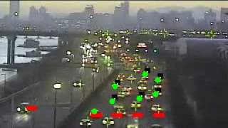 Traffic Sensor: Korea - Internet stream: 5fps 320x240