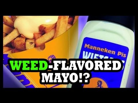 Pot Flavored Mayo? - Food Feeder