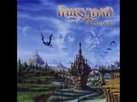 Fairyland - Ride With The Sun