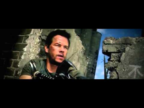 Transformers 4- Optimus vs. Lockdown