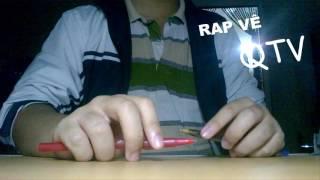Rap Về QTV - Kunzing - Pen Tapping by KAZE