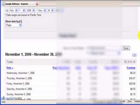 Daily Adsense Earnings Case Study - Part 2 of 2