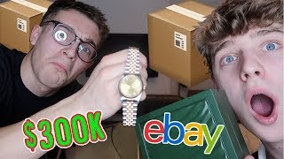 I Bought A $150,000 Mystery Box From eBay