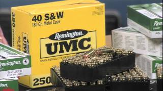 Brownells - Remington UMC Handgun Ammunition
