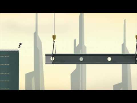 Stickman Roof Runner APK Cover
