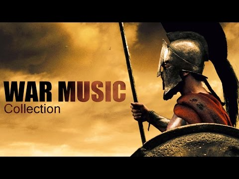 Aggressive War Epic Music Collection! Most Powerful Military soundtracks 2017
