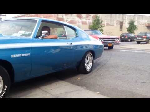 ROLLING IN TO AUTOMOTIVE HIGH SCHOOL AUTO SHOW pt1