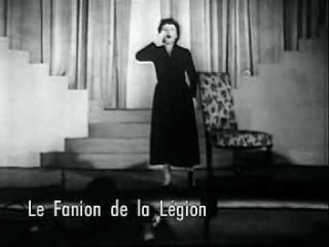 Эдит Пиаф - Le Fanion De La Legion