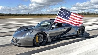 The Man Behind the 270mph Venom GT - AFTER/DRIVE