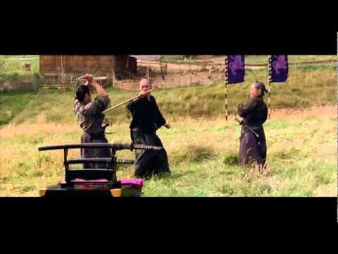 Last Samurai-Self Discipline