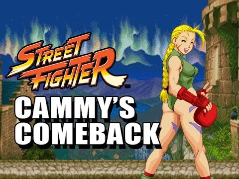 CAMMY'S COMEBACK: SSF2 HD Remix (SF Legacy Part 10)