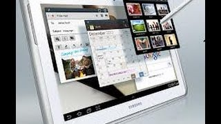 Install Android 4.1.2 Galaxy Note 10.1 (Español)
