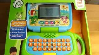 New LeapFrog My Own Leaptop - YouTube