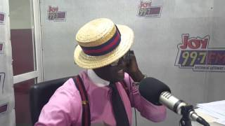 KKD takes over Cosmopolitan Mix on Joy FM (part 2)