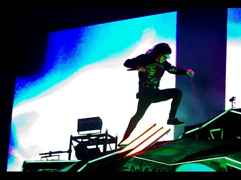 Skrillex At Acl Music Festival 2014 Full Set Hd Powered By Redbull video