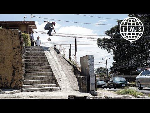ES MUUUCHA GALLETA | Costa Rica Skateboarding