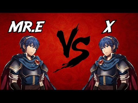 Mr.E VS X [For Glory]