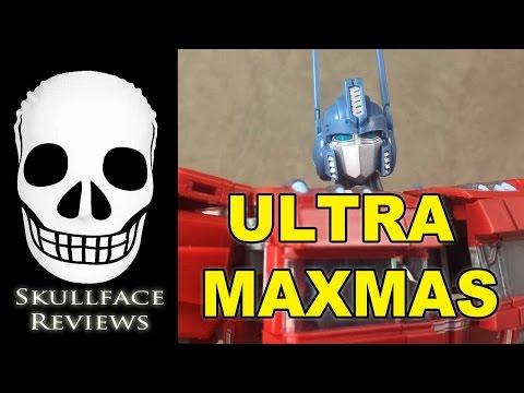 G Creations Ultra Maximus (Transformers IDW Optimus Prime)
