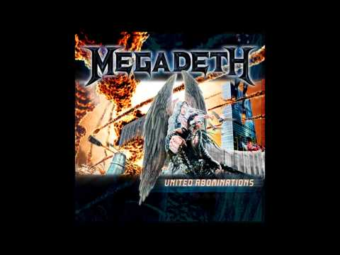Megadeth - Washington Is Next