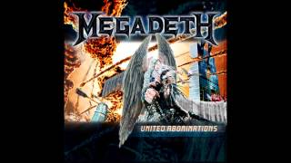 Watch Megadeth Washington Is Next video