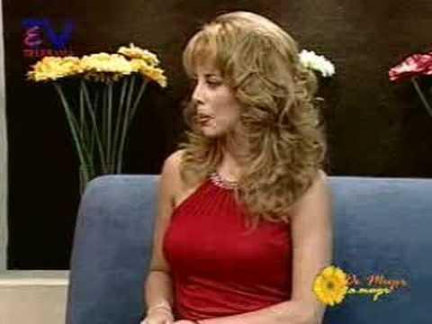 Gisselle Terán Presentadora de TV