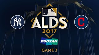 Gomes' walk-off lifts Tribe to comeback win: 10/6/17