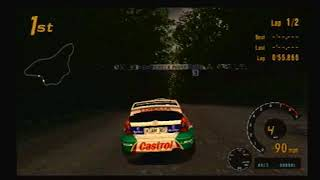 Gran Turismo 3 A-Spec PS2: Smokey Mountain II