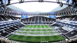 New Spurs Stadium Time Lapse - 2 to 8 Dec 2018