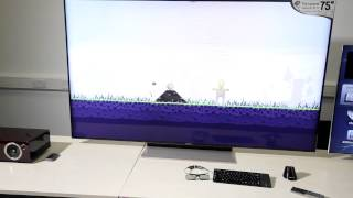 Samsung ES9000 75-inch LED TV - Which? first look