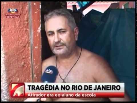 Tragédia no Rio - Jornal da Noite - SIC (1)
