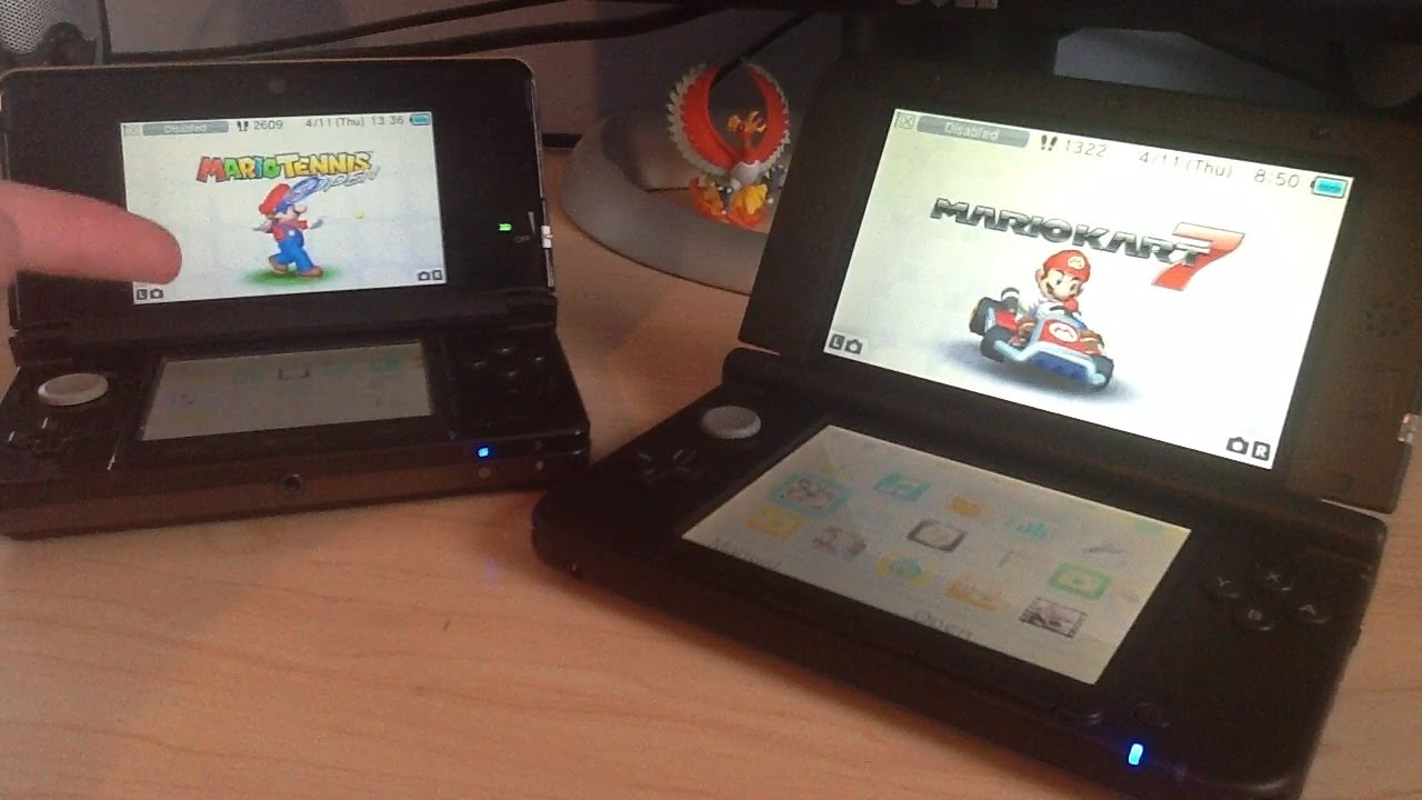 find out what firmware i have 3ds