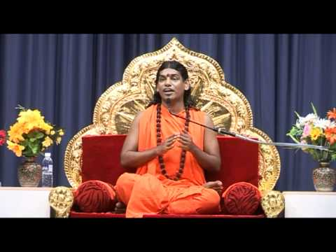 Levitation in the presence of Nithyananda (Living Enlightenment Process)