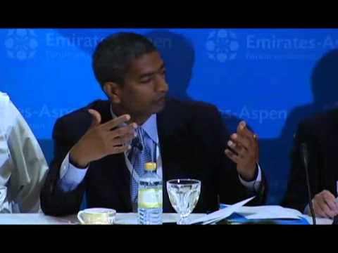 Emirates-Aspen Forum on Innovation: What Are the Next Big Ideas?