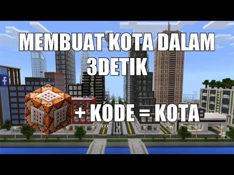 Cara Membuat Kota Di Minecraft Dengan Cepat