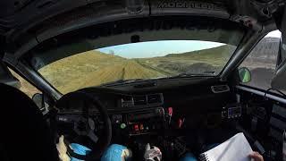 20. Int. ADMV Lausitz Rallye 2017 - A. Pawłowski / M. Pawłowski - OS 5 Sprey I