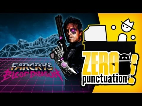 FAR CRY 3: BLOOD DRAGON (Zero Punctuation)
