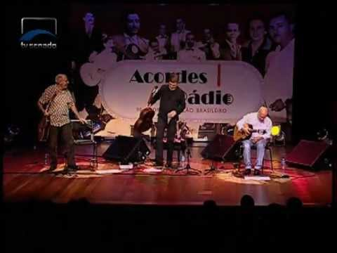 Marco Pereira, Paulo Bellinati e Weber Lopes - Só Danço Samba - Projeto Acordes do Rádio