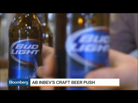 Why AB Inbev Is Pushing Into Craft Beer