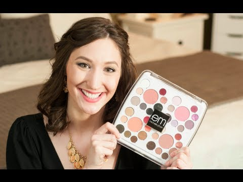 Em Cosmetics Career Life Palette Review!