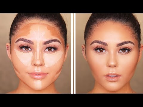 How To Contour & Highlight For Beginners   Roxette Arisa