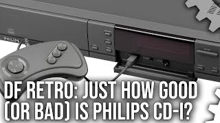 DF Retro Let's Play: Philips CDi... And The Worst Game Ever Made?