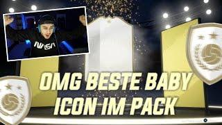 Fifa 19 | die heftigste Icon im Baby Icon Pack | OTW + Historic Icons Lightning Round | Serkan Isak