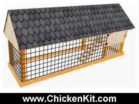 Building a chicken coop - DIY tutorial