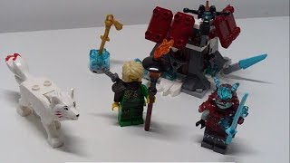 Lego Ninjago 70671 Lloyd's Journey Speedbuild!