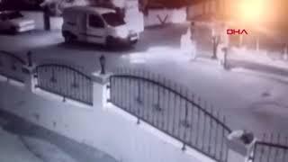 'Yan bakma' cinayeti kamerada