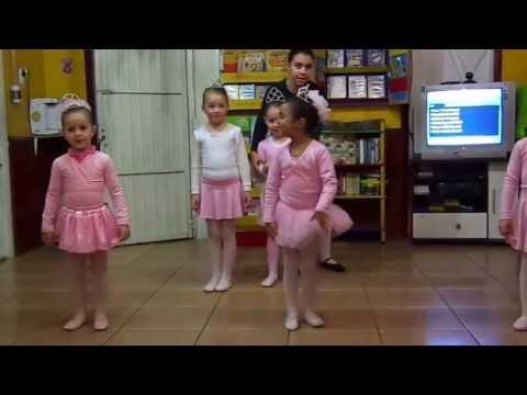 Ballet Infantil  a Valsa da Bailarina