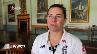 Tammy Beaumont on the rise of women's cricket