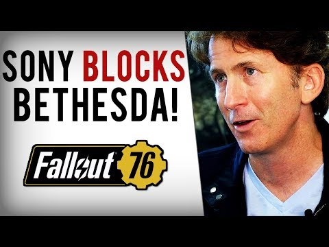 Todd Howard Blames Sony For Blocking Fallout 76 Crossplay
