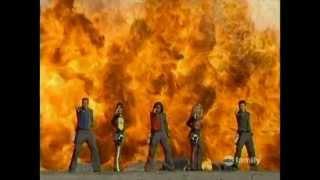Power Rangers SPD: Movie Opening