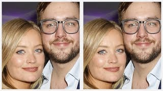 Love Island Laura Whitmore pays tribute to 'lovely, smart and funny' boyfriend Iain Stirling